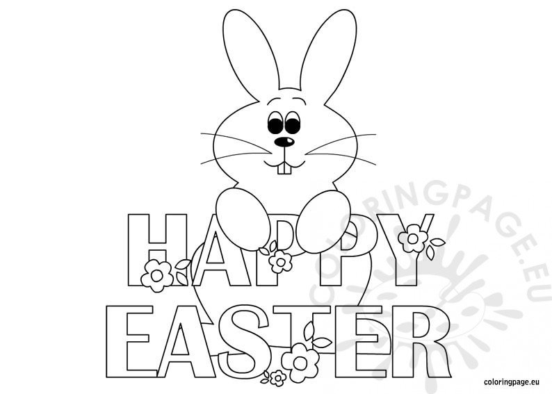 happy-easter-bunny-coloring