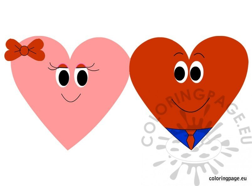 Nett Valentines Day Coloring Sheets Ideen - Valentine Ideas ...