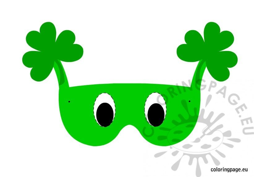 shamrock-mask-color