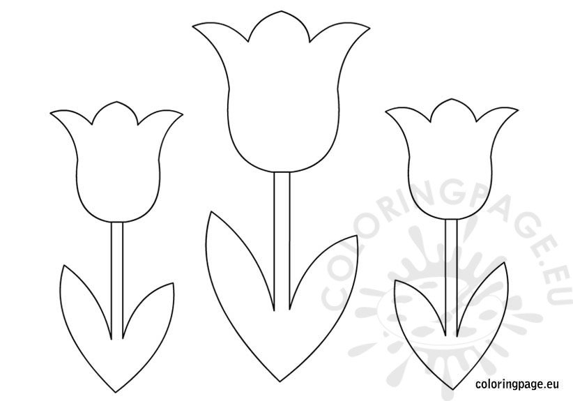 Flower Template, Basteln And Star