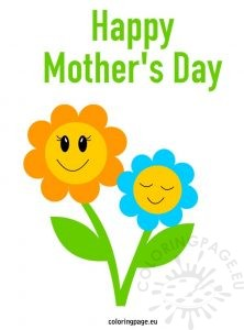 Free Mother's day greeting card