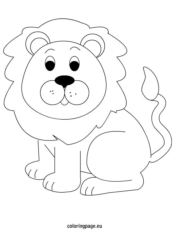 lion-coloring-page