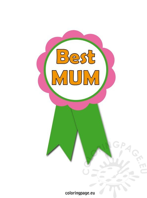 mothers-day-rosette