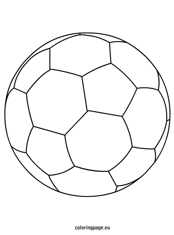 coloring pages of balls - photo#26