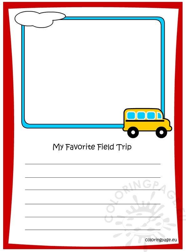 end-of-school-memory-book-my-favorite-field-trip