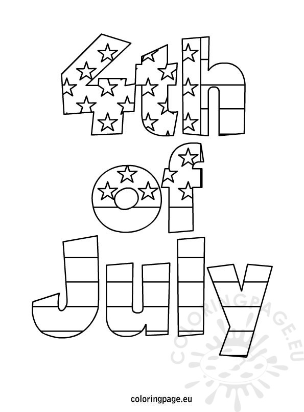 4th-of-july-coloring