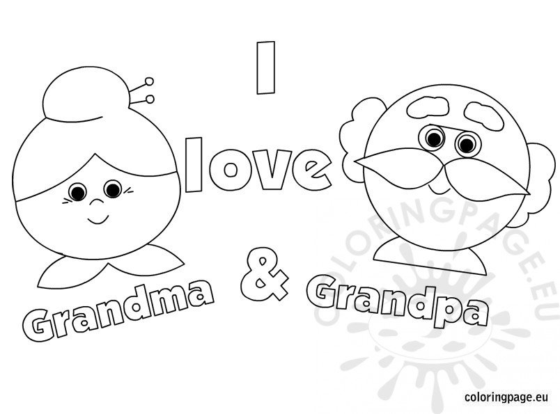 I Love My Grandma And Grandpa T-Shirts from Spreadshirt Unique designs Easy 30 day return policy Shop I Love My Grandma And Grandpa T-Shirts now!