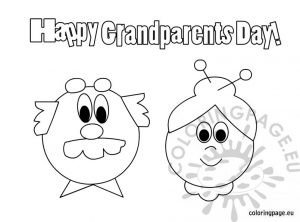 Happy Grandparents Day Free