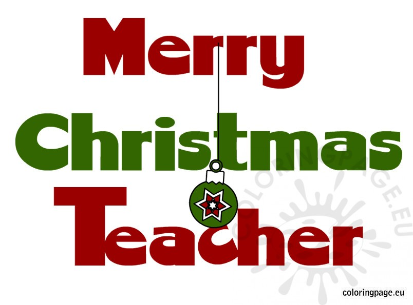 merry-christmas-my-teacher