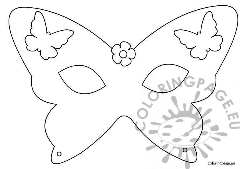 Cat Dog Bird Butterfly Color Sheet