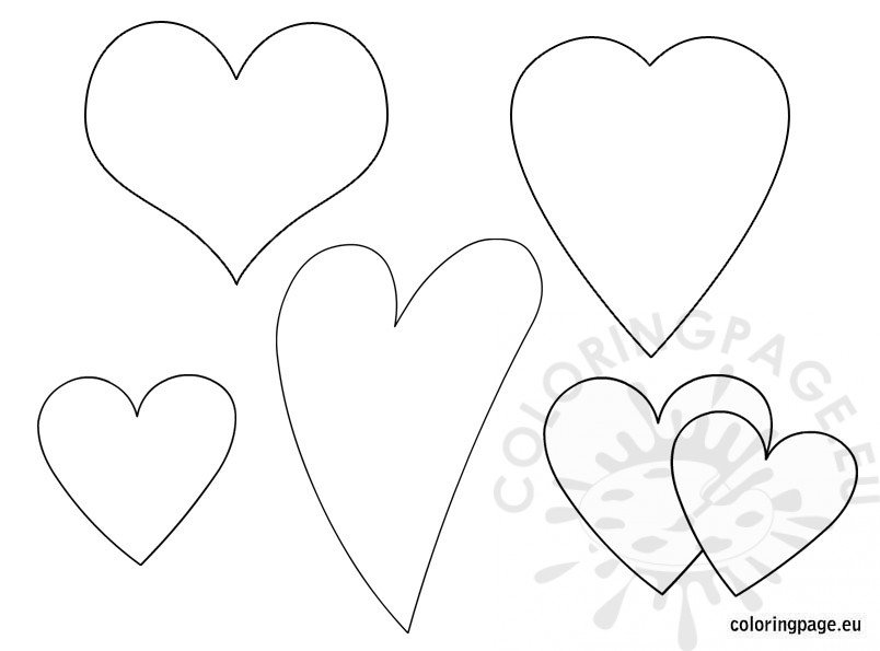 heart-shaped-templates