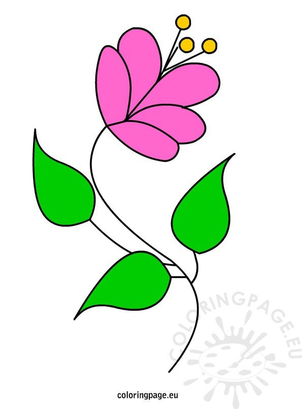 flower-printable