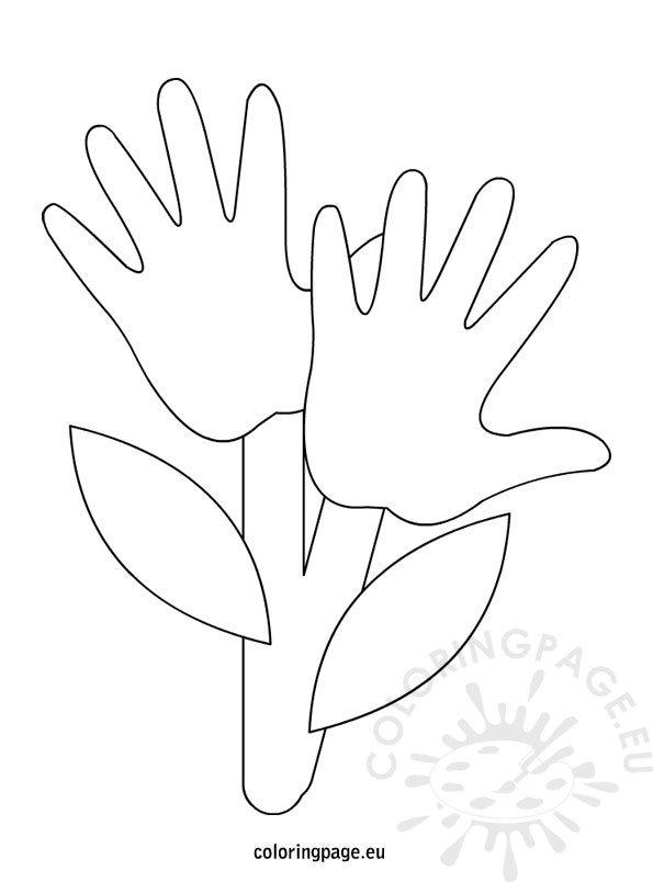 hand-flowers