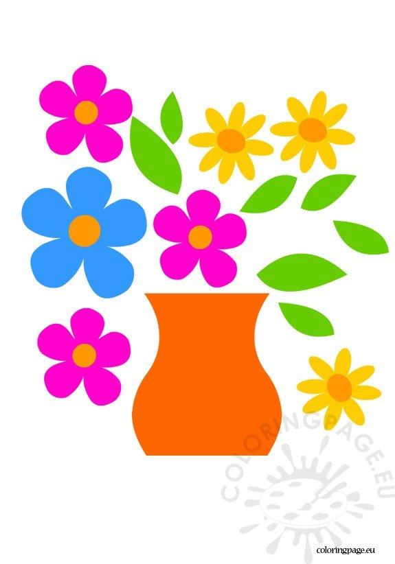 flower-vase-template