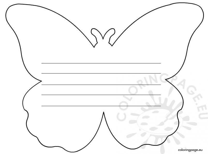 writing-paper-butterfly-mothers-day