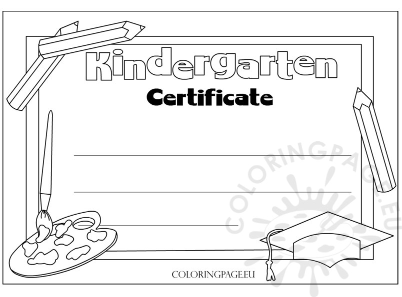 kindergarten-certificate-free-kindergarten-end-of-year