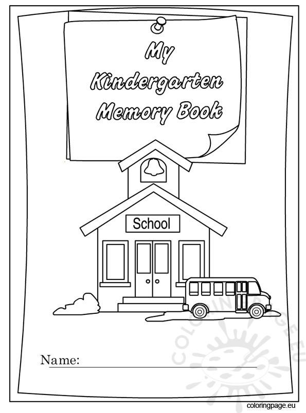 kindergarten-memory-book