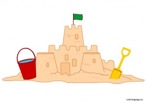 Kids Sand Castle