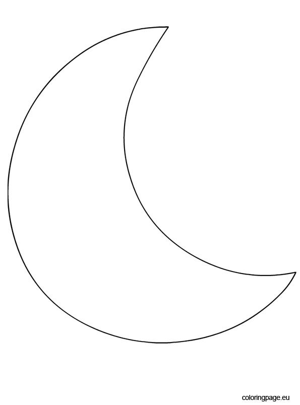 crescent-moon-shape