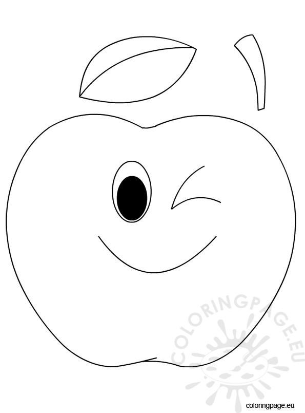 back-to-school-apple-template