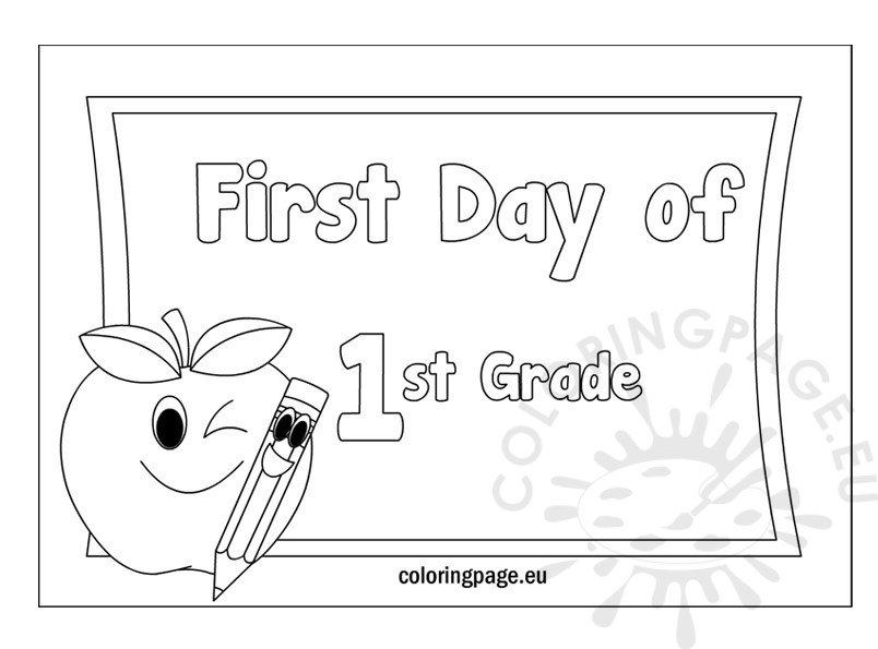 first-day-of-1st-grade-free