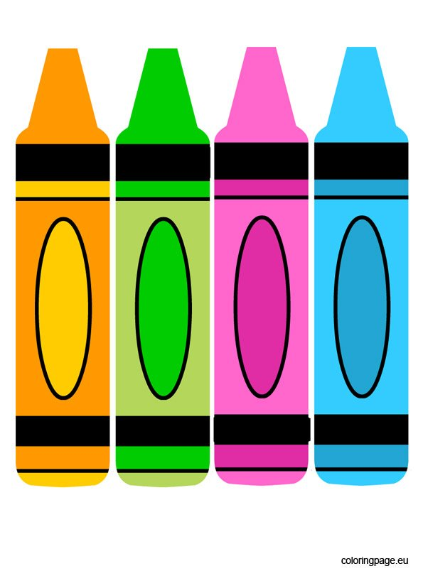 three-crayons