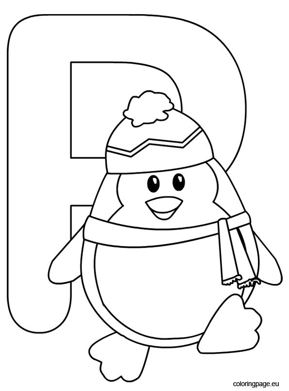 p i p coloring pages - photo #13