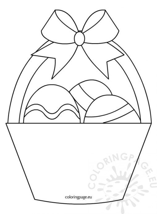 Easter Archives Coloring Page