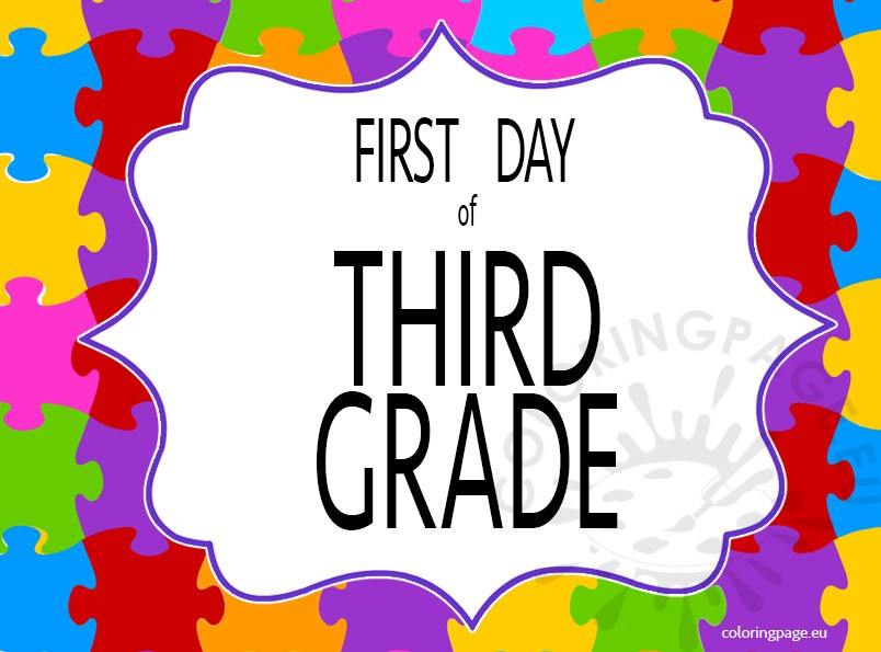 first-day-third-grade