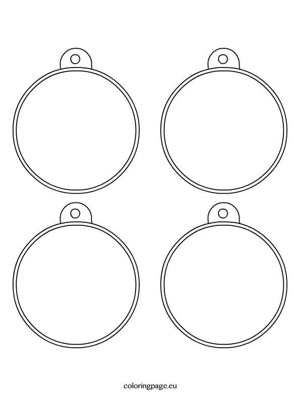 Medals template | Coloring Page