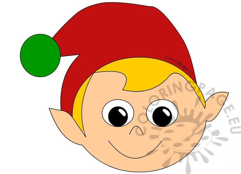 christmas-elf-mask