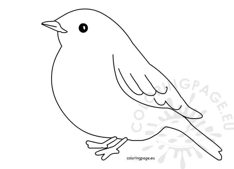 hd animals parrot bird coloring pages bird c simple bird