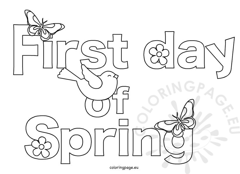 March Coloring Pages Printable Free For Cooloring