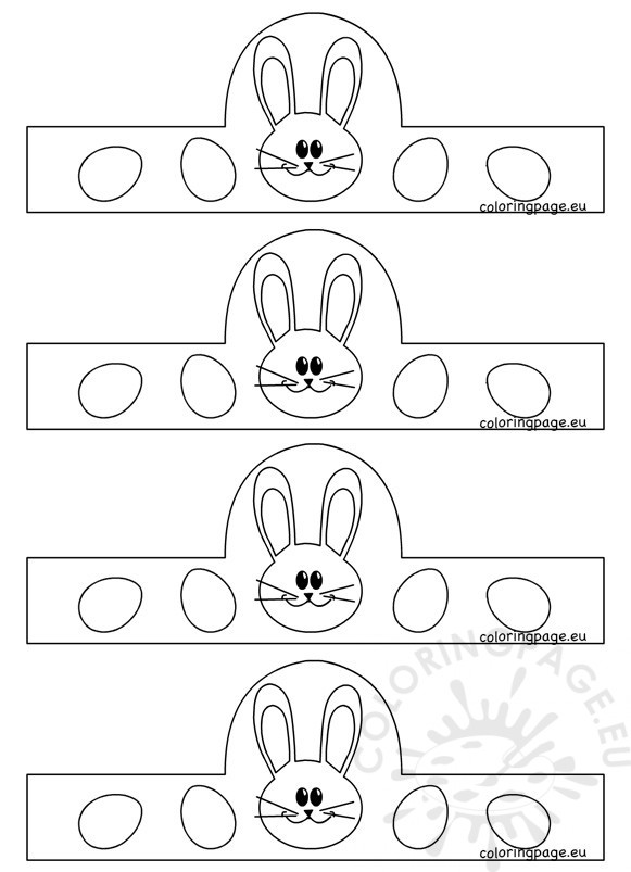 Printable Easter Egg Holders 2