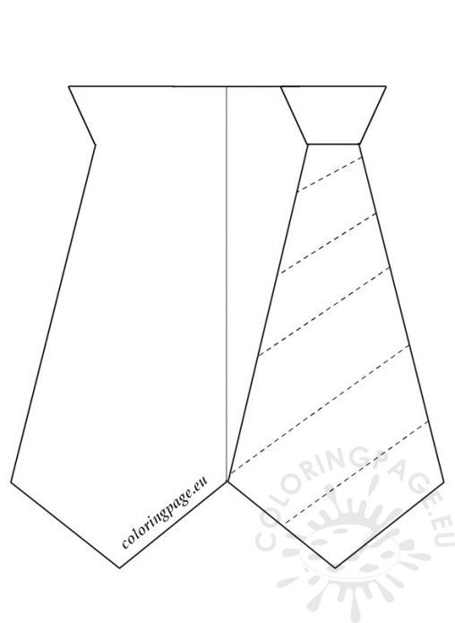 Stunning Tie Coloring Page Pictures New Printable Coloring Pages