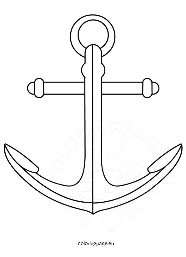 anchor template