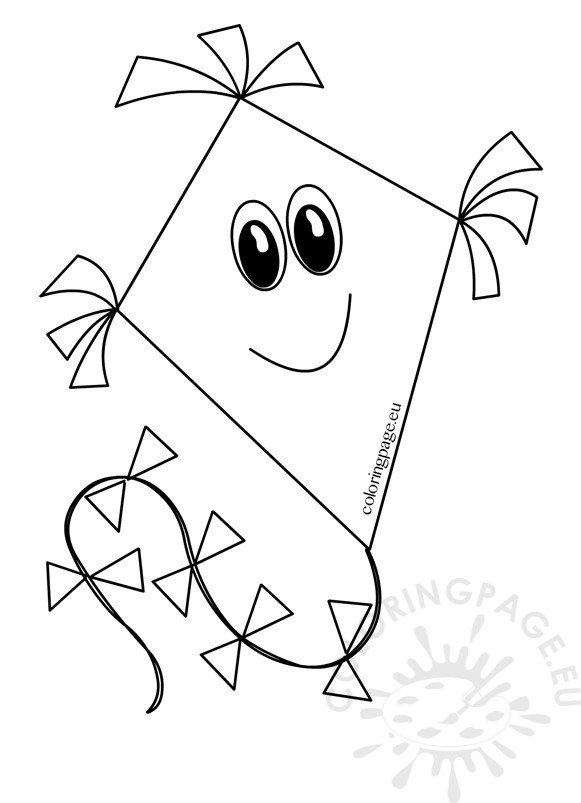 Kite Cartoon Images