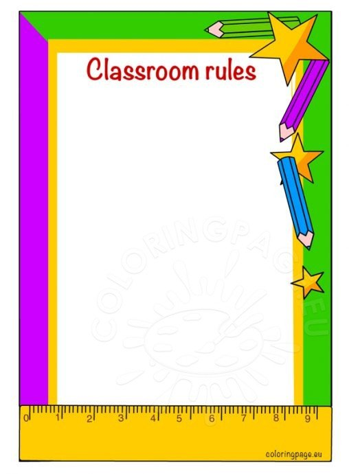 classroom-rules
