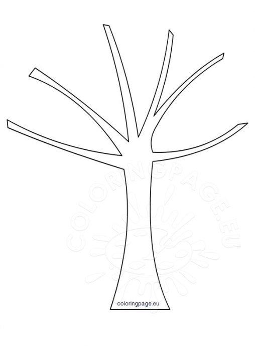 printable-tree-template