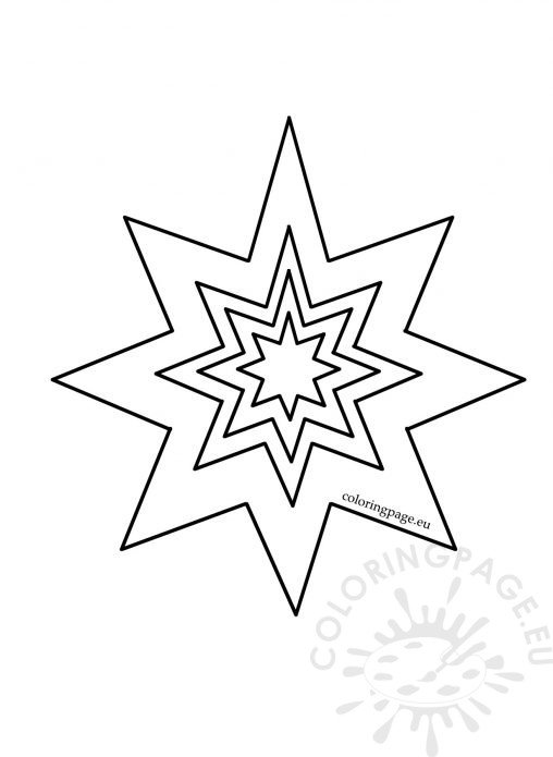 eight-pointed-star-pattern