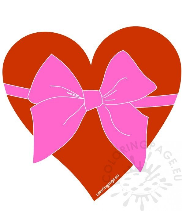 Heart shape for Valentine's Day image