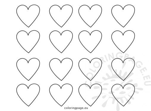 Valentine S Day Coloring Page