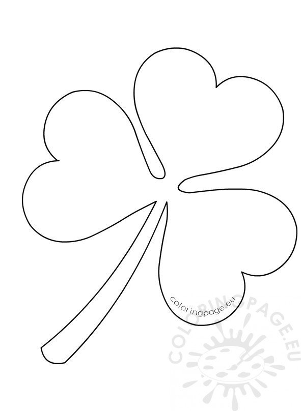 Three Leaf Clover Pattern