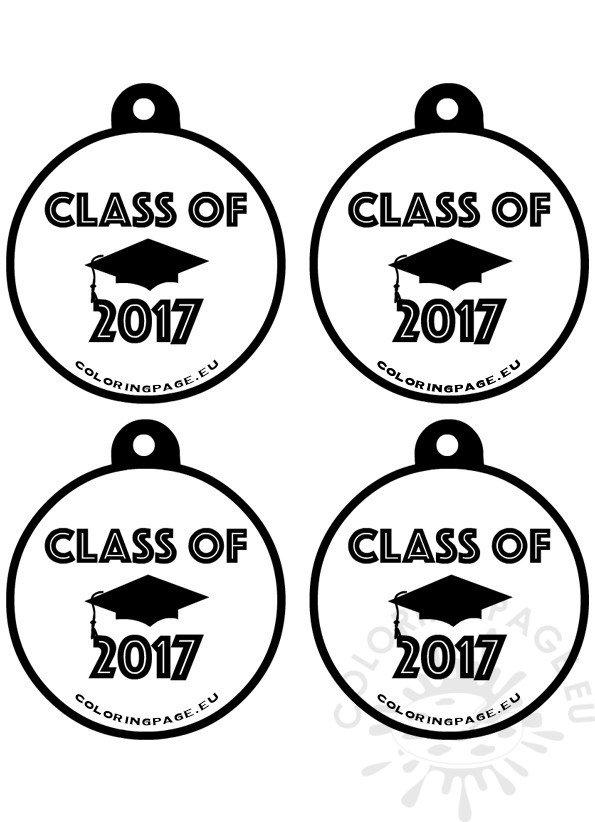 Graduation Medals Class 2017