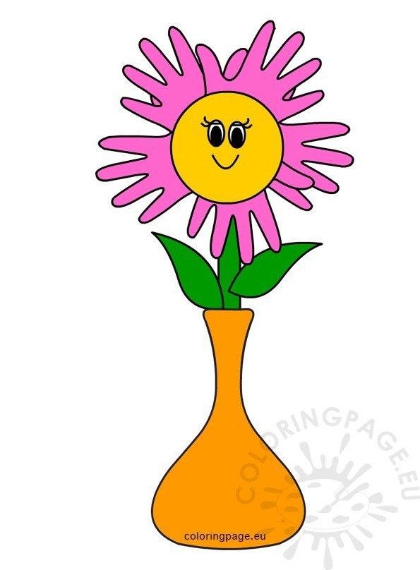 Mother's Day Single flower in vase