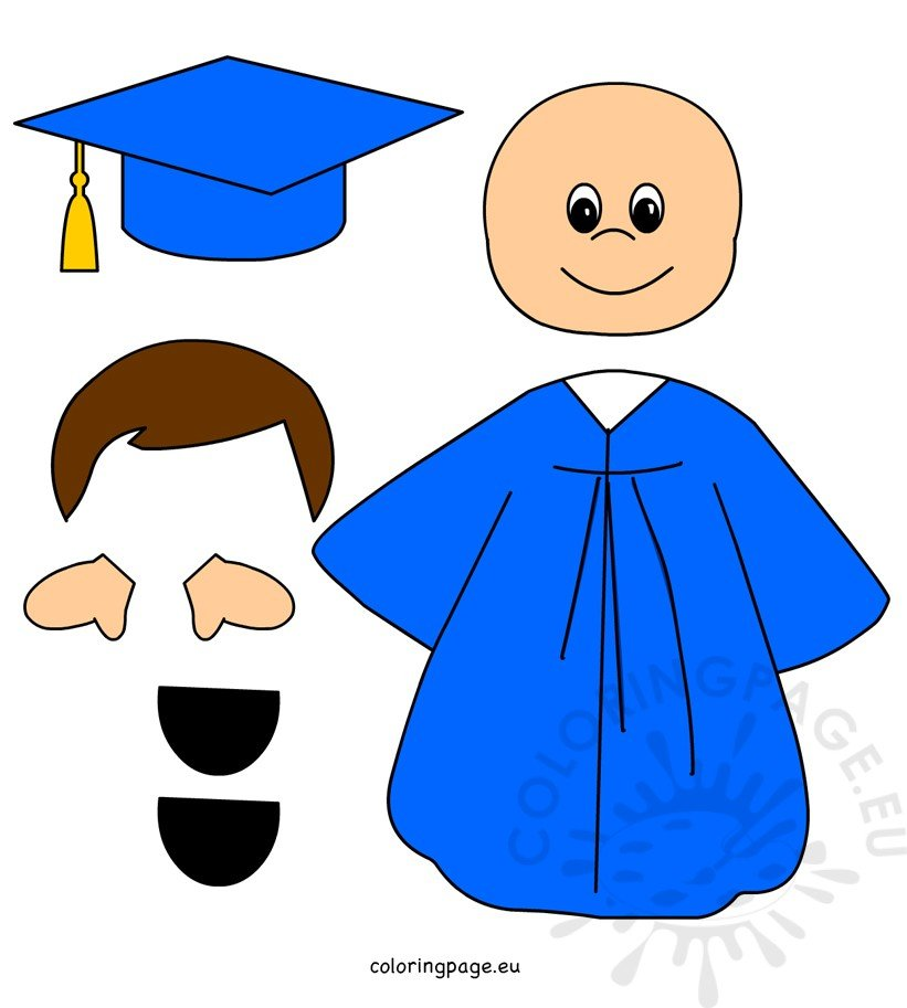 Preschool Graduation Boy templates2