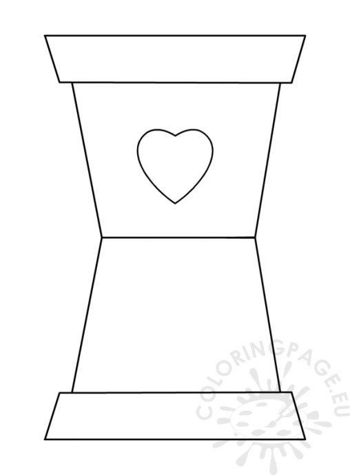 Mother's Day - Coloring Page