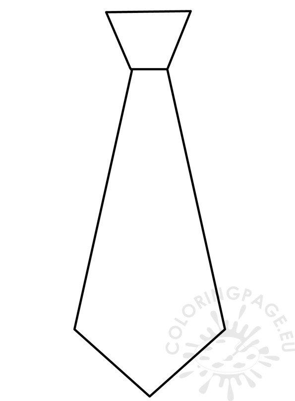 Father s Day 2017 craft Necktie