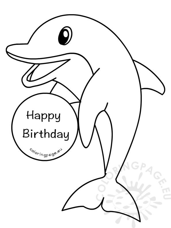 Happy St Birthday Coloring Pages