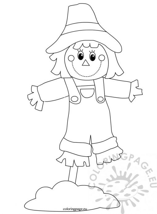 Nature Coloring Page